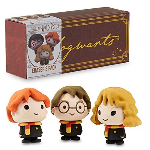 Harry Potter Regalos, Pack de 3 Gomas de...