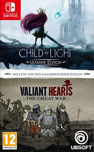 Compilation Child Of Light + Valiant Heart
