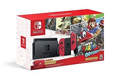 Nintendo Switch - Super Mario Odyssey Edition by Nintendo