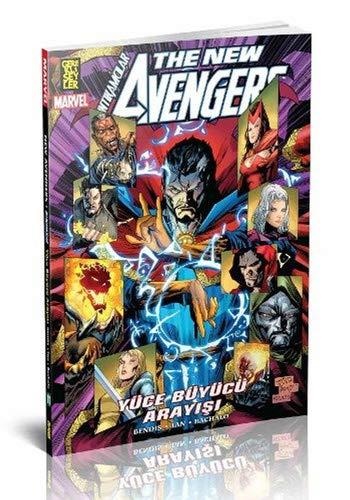 The New Avengers 11. Cilt: Yüce Büyücü Arayışı
