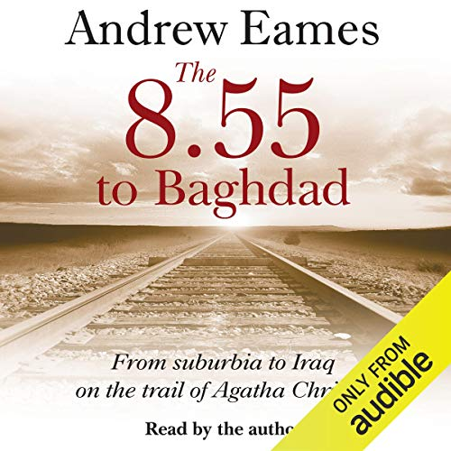 The 8.55 to Baghdad audiobook cover art