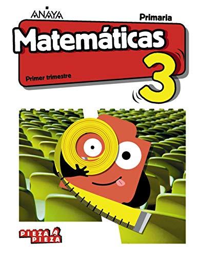 Matemáticas 3. (Incluye Taller de Resolución de problemas) (Pieza a Pieza)