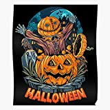 Mandalorian Pumpkin Klum Heidi Halloween Boo Costume Sheet