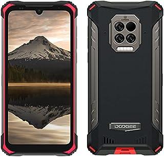 DOOGEE S86 Pro Móvil Resistente, Batería 8500mAh, Termómetro de Infrarrojos para La Frente,8GB+128GB,IP68 Smartphone Antig...