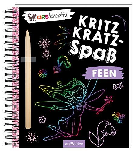 Kritzkratz-Spaß Feen