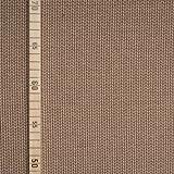 StoffHandwerker Knit Knit Hipster Square - Albstoffe -