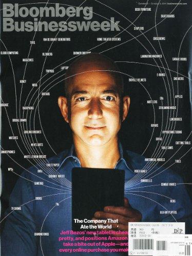 Bloomberg Businessweek Global Edition [UK] October 9, 2011 (単号)の詳細を見る