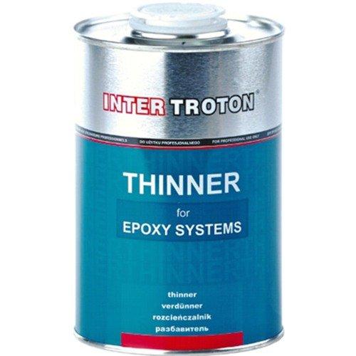 Inter Troton Epoxy Verdünnung für Epoxid - Erzeugnisse 1L Verdünner Thinner beste Qualität