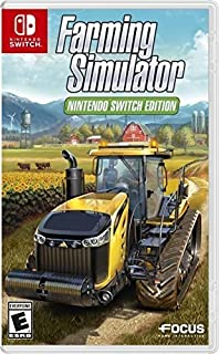 Farming Simulator - Nintendo Switch Edition (輸入版:北米)