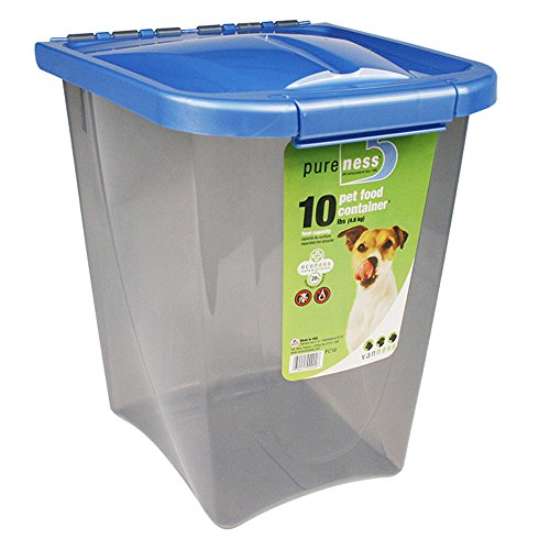 Lowest Price! Van Ness Pet Food Dispenser 50lb