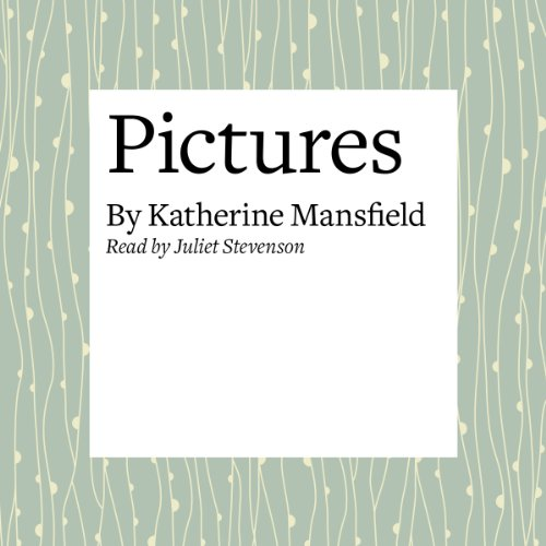Pictures audiobook cover art