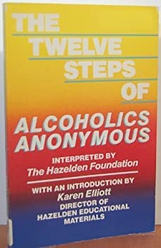 The Twelve Steps Of Alcoholics Anonymous 0062554441 Book Cover