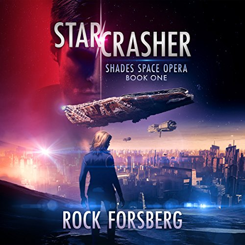 Starcrasher cover art