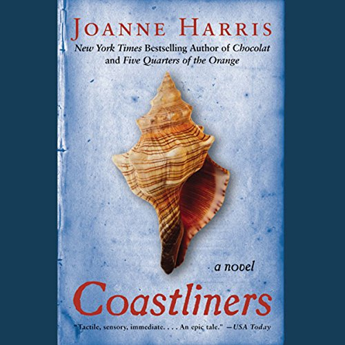 Coastliners  audiobook cover art