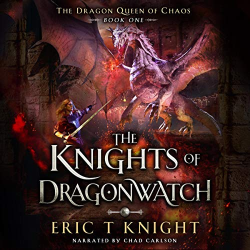 The Knights of Dragonwatch  By  cover art