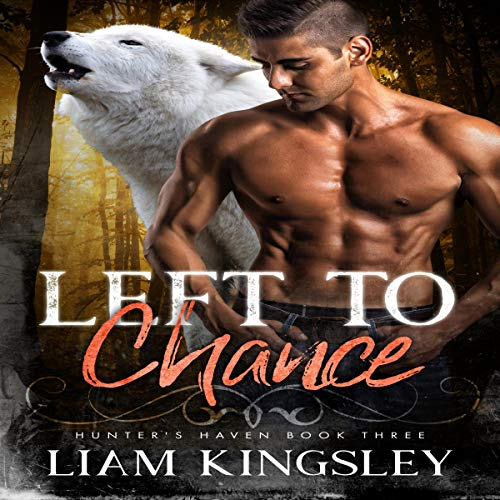 Left to Chance audiobook cover art