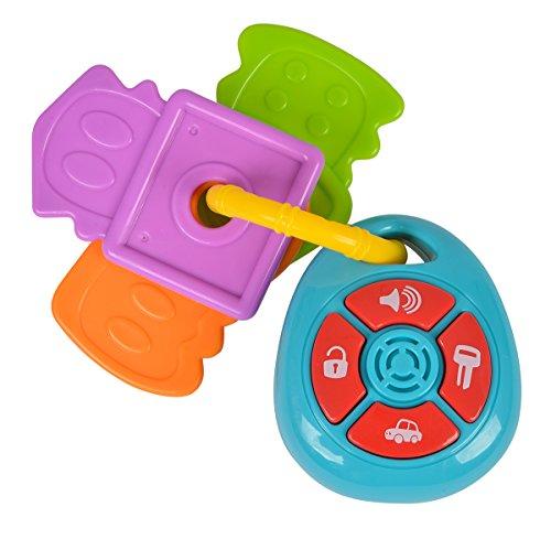 Simba - 104010000 - Jouet Musical ABC - Car Keys