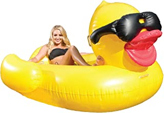 inflatable ducky raft