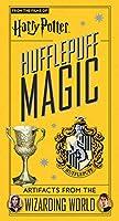 Harry Potter: Hufflepuff Magic: Artifacts from the Wizarding World (Ephemera Kit)