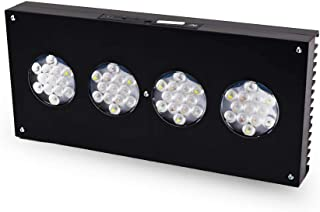 AquaIllumination Hydra FiftyTwo +HD LED Light, Black