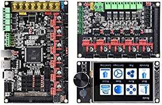 Yotek-3D Printer Parts & Accessories - GTR V1.0 32 Bit Motherboard Dual Z With M5 Expansion Board TFT35 V3.0 Touch Screen ...
