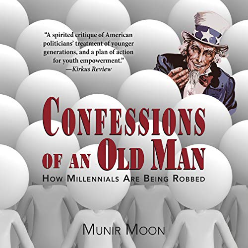 Confessions of an Old Man audiobook cover art
