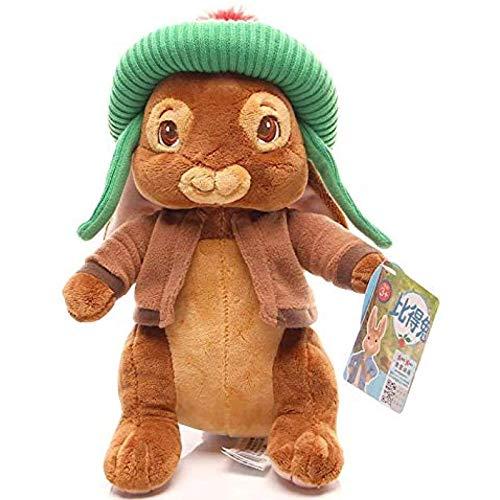 30cm Peter Rabbit Plüsch Puppe Spielzeug Nette Lilien Benjamin Peter Rabbit Plüschtier Spielzeug Mädchen Geschenk A Qianmianyuan