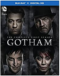 gotham tv shows dvd cover