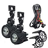 LED Luces de Niebla R1200GS 40W Accesorios de Motos Auxiliar for R1200GS F850GS F750GS F 850GS 750GS 1250GS GS LC Aventura (Color : Set 2)