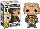 Pop: Game of Thrones - Jaime Lannister (Armadura Dorada) # 10 ilustración Coleccionable...
