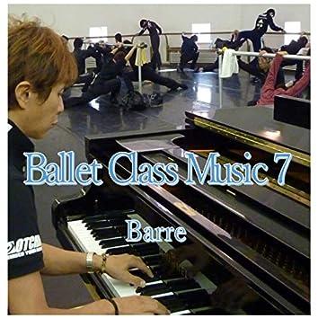 Music for Ballet Class 7 Barre