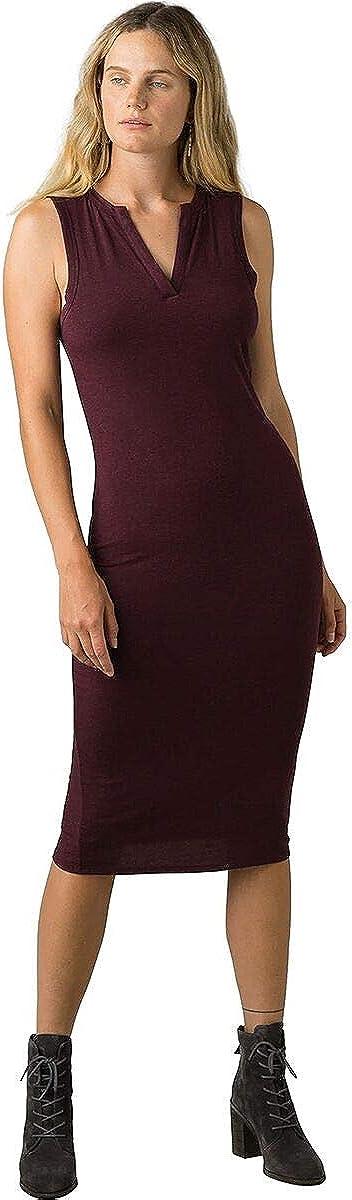 prAna Women's Foundation Midi Dress