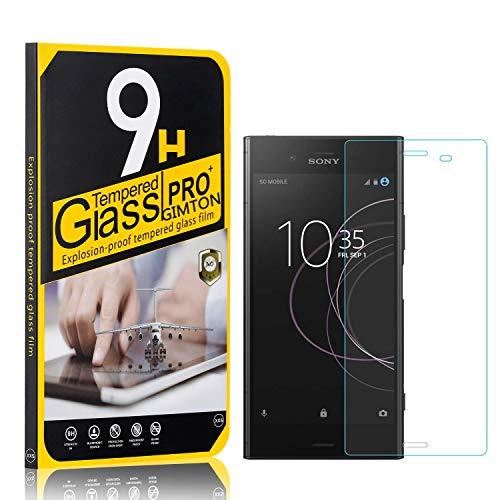 GIMTON Displayschutzfolie für Sony Xperia Z4 Compact, Ultra klar Schutzfilm aus Gehärtetem Glas, Anti Kratzen Displayschutz Schutzfolie für Sony Xperia Z4 Compact, 2 Stück