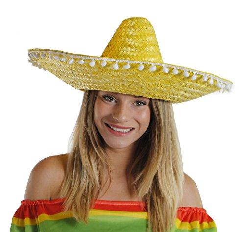 potente comercial sombrero mexicano barato pequeña