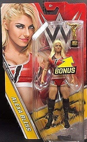 Unbekannt Jagd Variante mit Slammy WWE Basic-Serie 68.5 Actionfigur - Alexa Bliss