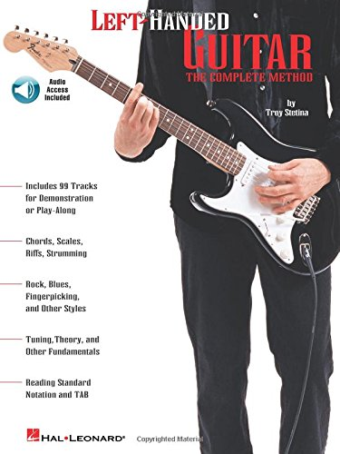 Left-Handed Guitar: The Complete Method (GUITARE)