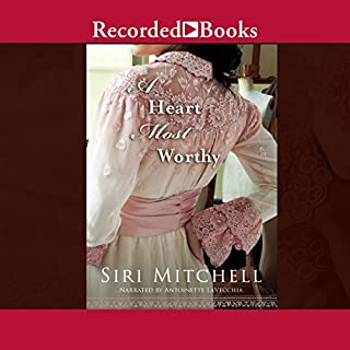 A Heart Most Worthy audiobook cover art