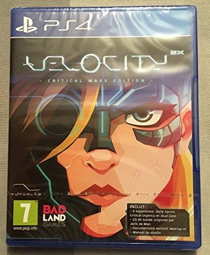 Velocity 2X Critical Mass Edition - Version Française - PS4