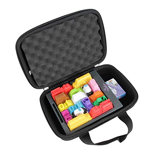 Hermitshell Hard EVA Travel Case for ThinkFun Rush Hour Traffic Jam Logic Game and STEM Toy