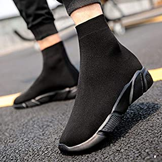High quality fashion Fashion Casual Shoes Woman Comfortable Breathable Mesh Soft Sole Female Platform Sneakers Women Chaussure Femme Basket Femme (Color : Clear, Shoe Size : 44)