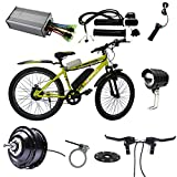 Electric Cycle Conversion Motor kit Cycle kit E Bike kit 36Vots 250Watt Motor