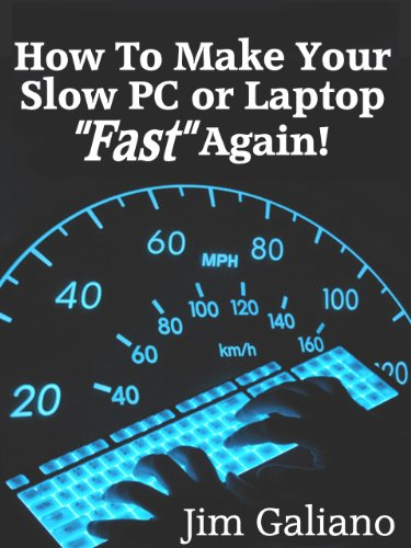 How To Make Your Slow PC or Laptop Fast Again! (English Edition)
