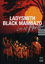 Best ladysmith black mambazo live at montreux Reviews