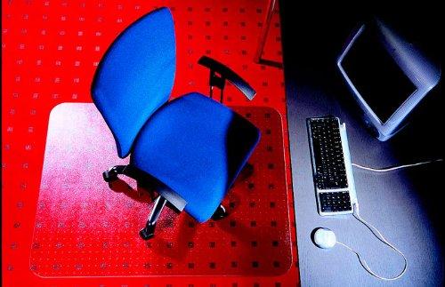 Floorguard Bodenschutzmatte 150x120 cm mit Noppen, Bodenschutz, Matte