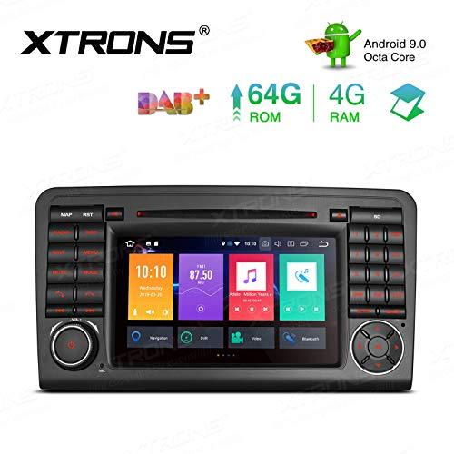 AUTORADIO XTRONS per Mercedes-Benz ML-W164 W300 ML350 ML450 ML500 GL-X164 Android 9.0