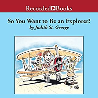 So You Want to Be an Explorer? cover art