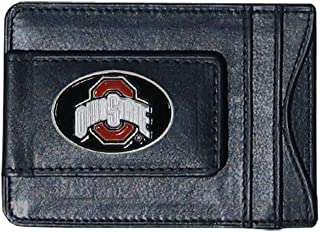 Siskiyou NCAA Leather Cash and Card Holder
