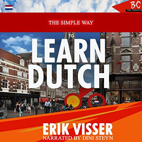 The Simple Way to Learn Dutch cover art