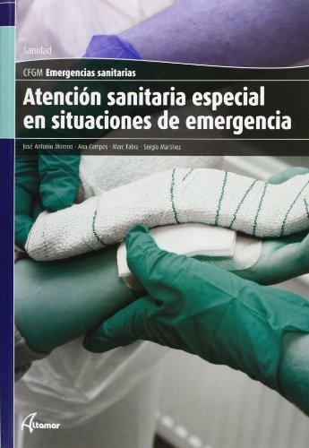 Atención sanitaria especial en situaciones de emergencia (