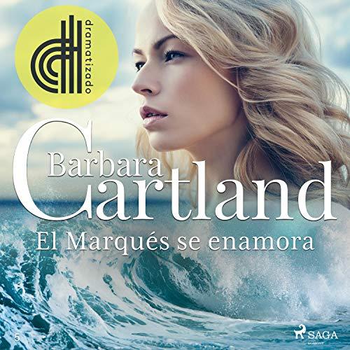 Diseño de la portada del título El Marqués se enamora